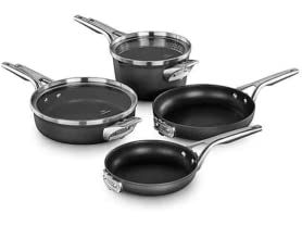 Calphalon 2052667 Premier Hard-Anodized Nonstick 6-PC