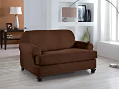 Love T Stretch Fit Slipcover- Multiple Colors