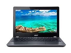 "Acer C720 11.6"" Intel 16GB Chromebook"