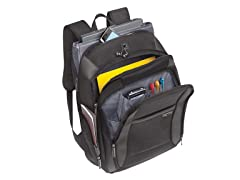 "Solo 16"" CheckFast Laptop Backpack"