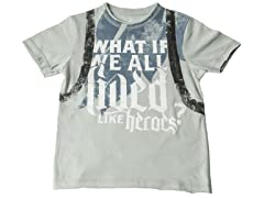 Lived Like Heroes Tee (Sizes 2T-4T)