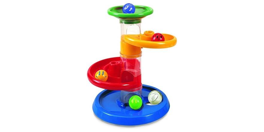 Ball Drop Toy : Edushape rollipop ball drop set
