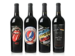 Wines That Rock Holiday Case