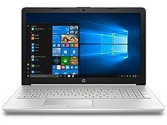 HP 15-DA0018DS Intel Dual-Core 256GB Notebook