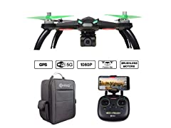 Contixo F20 Quadcopter Drone w/ Backpack