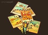 Wanderlust Polaroid