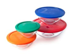 Pyrex 8pc Bowl Set