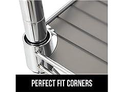 Gorilla Grip Heavy Duty Premium Wire Shelf Liners
