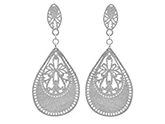 Web Filigree Earrings