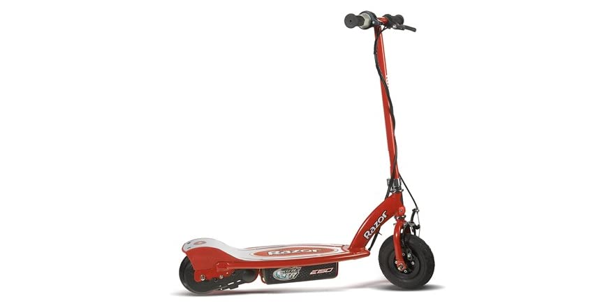 razor electric scooter red. Black Bedroom Furniture Sets. Home Design Ideas