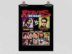 Reeves of Rage Poster