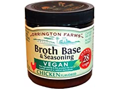 Vegan Chicken Flavored Broth Base 6pk