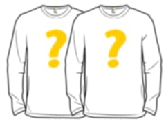 Random Printed Long-Sleeve Tee 2-Pack