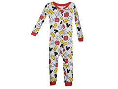 Mickey Zip One-Piece (12-18M)