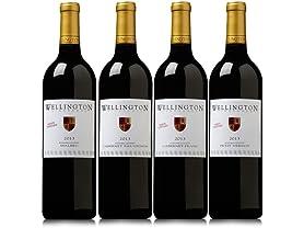 Wellington Unique Mixed Reds (4)
