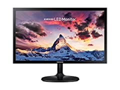 "Samsung 21.5"" SF350FHN LED FHD Monitor"
