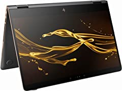 "HP Spectre x360 15"" Intel i7 UHD Convertible"