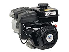 Subaru Horizontal Crankshaft Engine