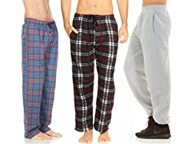 Men's Fleece Loungewear