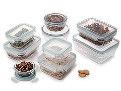 Glasslock 18-Piece Storage Set