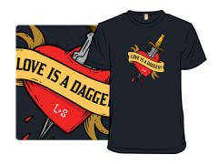 Love Is A Dagger!