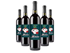 Woot Cellars Under the Mistletoe Red Blend (5)