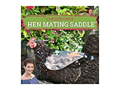 The Chicken Chick Hen Mating Saddle