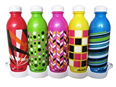"""Pop"" 16oz Bottles 5-Pack"