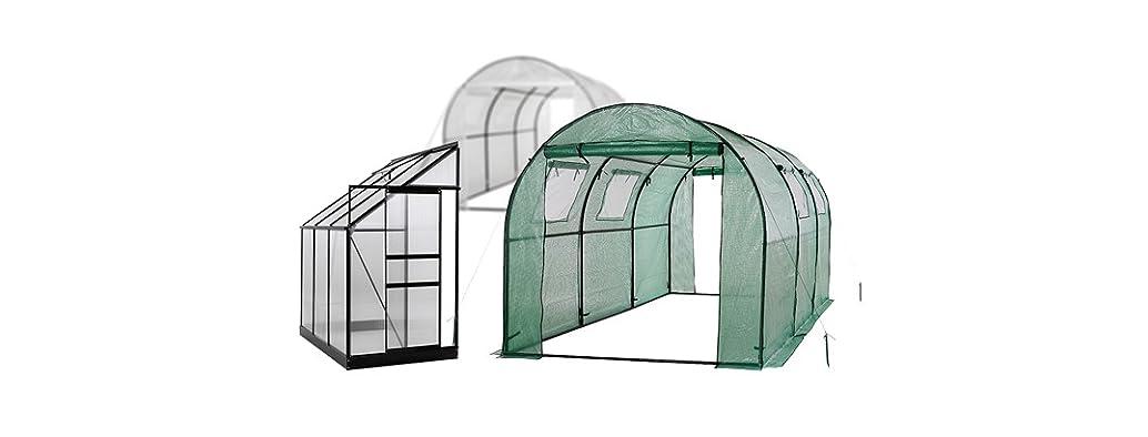 Ogrow Greenhouses - Your Choice