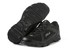 Fila Men's Finest Hour Shoes, Black (10)
