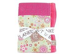 Receiving Blanket- Sherbet