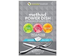 Method  Power Dish Dishwasher Detergent