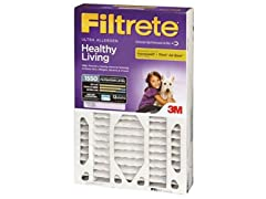 Filtrete Air Cleaning Filter, 20x25x4 in