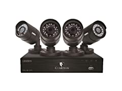 Uniden 720P DVR Security System