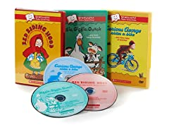 Scholastic Storybook Classics DVD Bundle