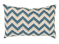 Chevron Rectangular Throw Pillow