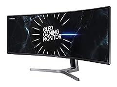 """Samsung 49"""" CRG9 Series Gaming Monitor"""