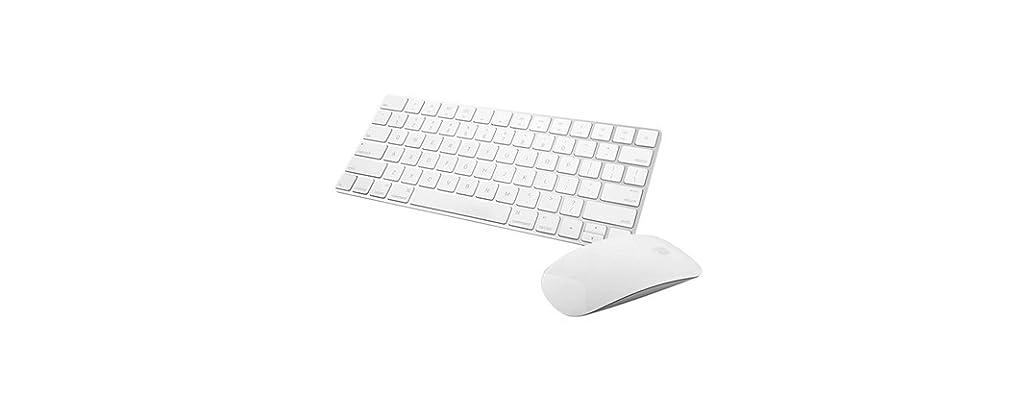 Apple Magic Keyboard & Magic Bluetooth Mouse
