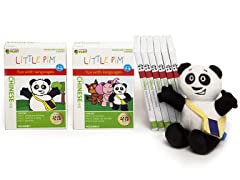 Volume 1 & 2 Sets with Panda - Chinese