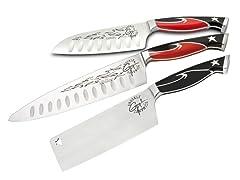 Ergo Chef Cutlery - Your Choice