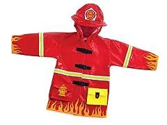 Fireman Rain Coat