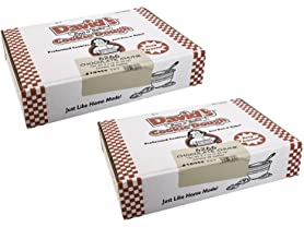 David's Cookies Cookie Dough, 2 Boxes