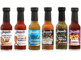 Braswell's Hot Sauce Sampler