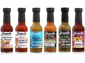 Braswell's Hot Sauce Sampler