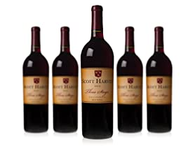 Scott Harvey Three Stags Red Blend (5)
