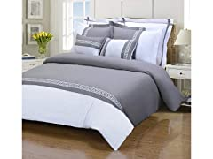 Emma 7-Piece Duvet Cover Set