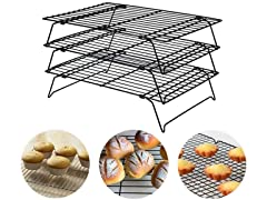 3-Tier Cooling Rack Set