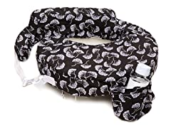 Nursing Pillow Black/White