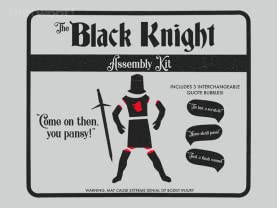 Black Knight Assembly Kit