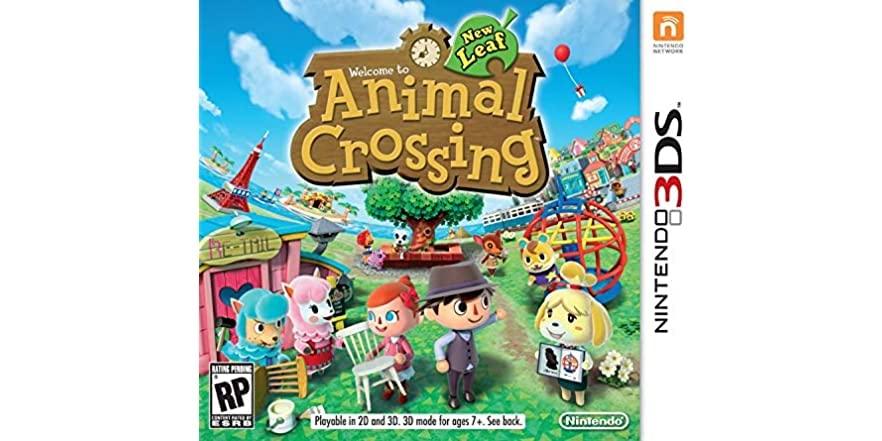 Animal Crossing: New Leaf | WOOT